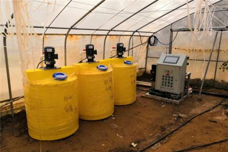 郑州中牟大棚种植用托莱斯水肥一体化系统灌溉